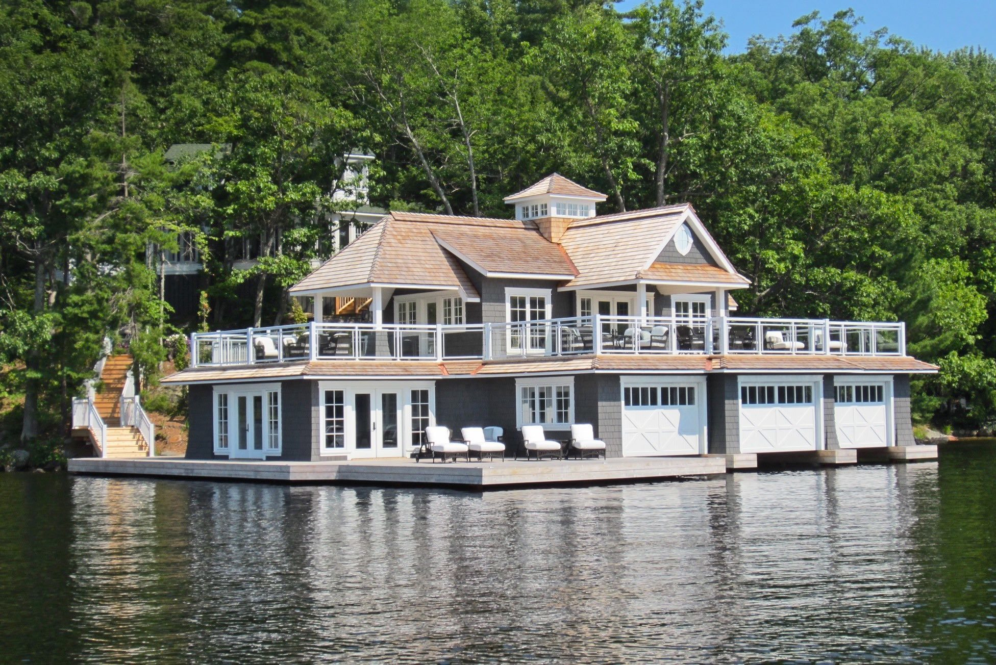 Muskoka Real Estate   Luxury Muskoka Cottages for Sale   Gord Waites